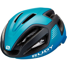 Rudy Project Spectrum Cykelhjelm, pacific blue/black matte